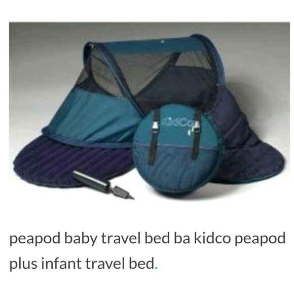 Kidco Other Peapod Portable Infant Child Travel Bed Tent Poshmark